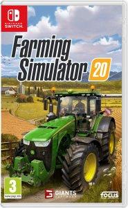 Farming Simulator 20 per Nintendo Switch