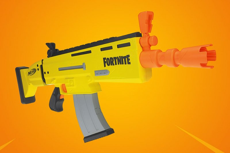 Fortnite Nerf