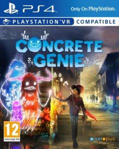 Concrete Genie per PlayStation 4