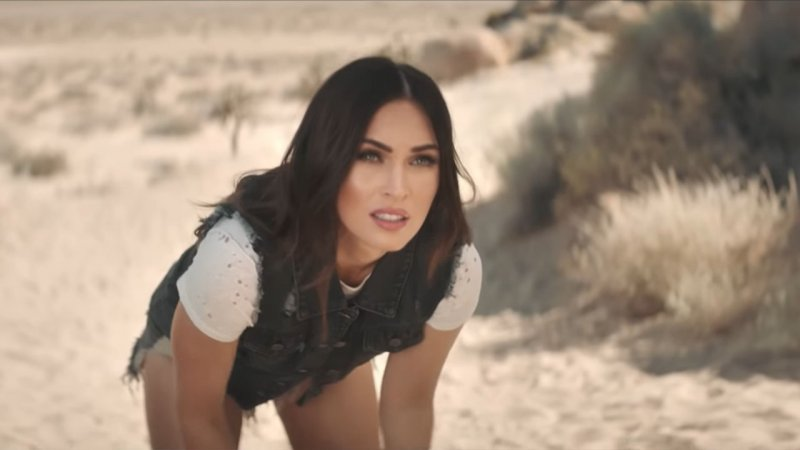 Black Desert Megan Fox