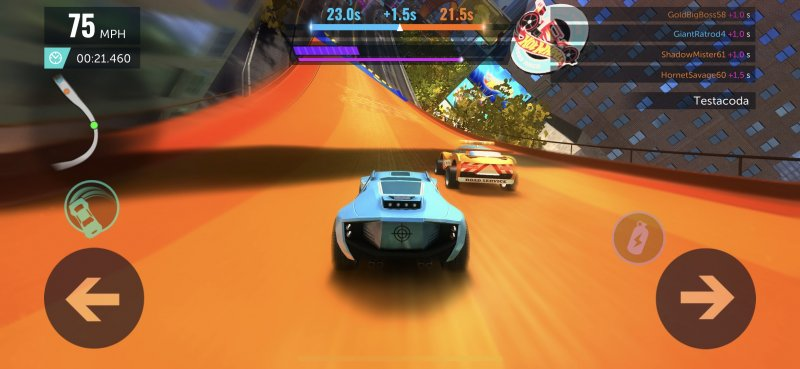 Hot Wheels Infinite Loop 2