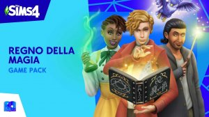 The Sims 4: Regno della Magia per PC Windows