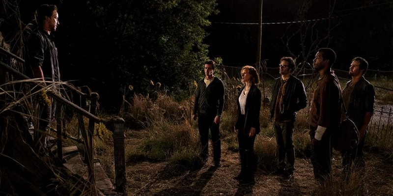 The Adult Losers Club Prepares To Confront Pennywise