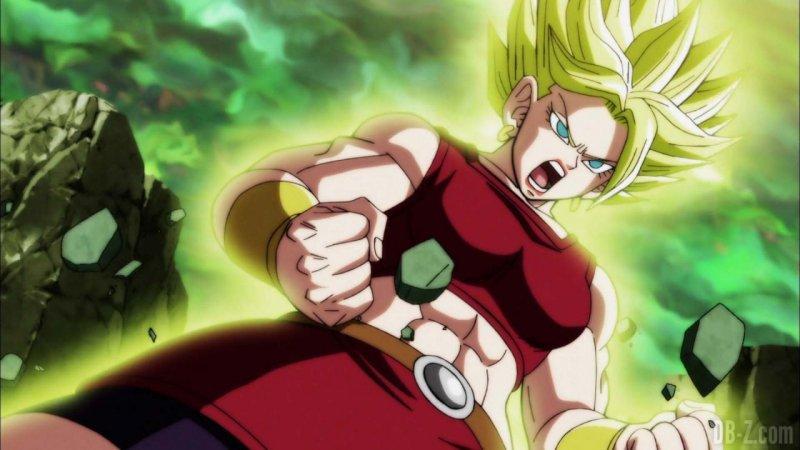 Dragon Ball Super Kale 1U