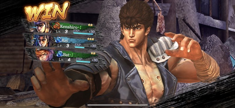 Fist Of The North Star Legends Re Vive 3