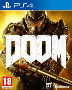 DOOM per PlayStation 4