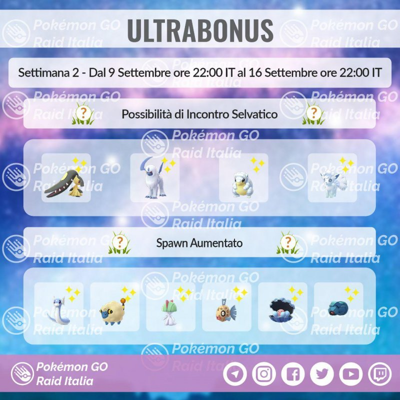 Pokemon Go Absol Mawile Alola Ultrabonus 1
