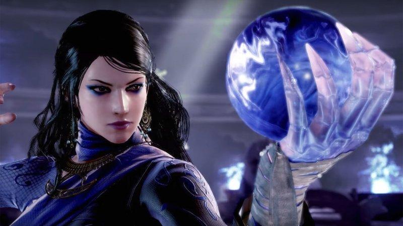 Tekken 7 Zafina