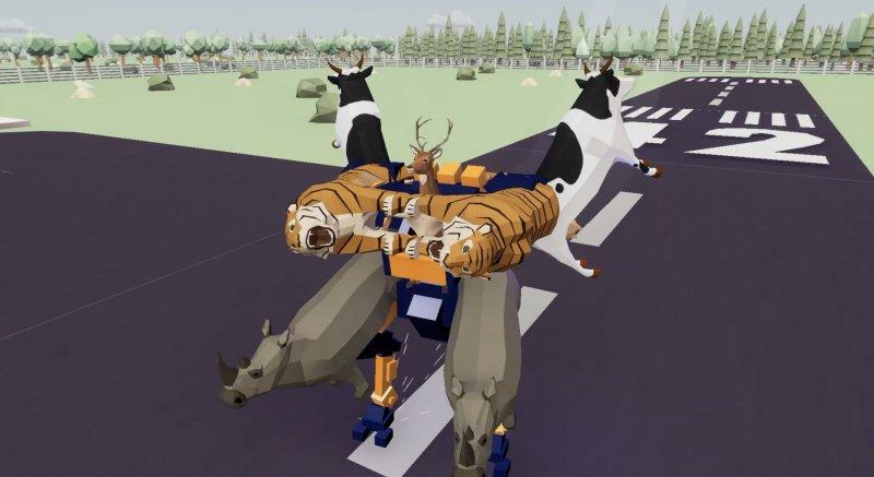 Deerbot Feature