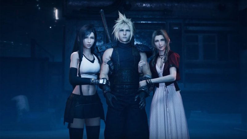 Final Fantasy 7 Remake 4