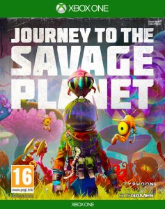 Journey to the Savage Planet per Xbox One