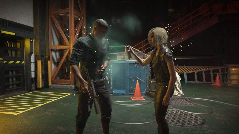 Resident Evil Project Resistance 02