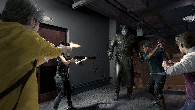 Resident Evil Project Resistance 11