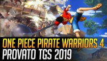 One Piece Pirate Warriors 4 - Video Anteprima TGS 2019