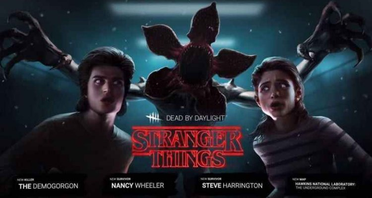 Stranger Things in Dead by Daylight, una data di uscita e un nuovo trailer per il DLC
