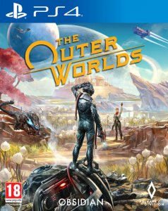 The Outer Worlds per PlayStation 4