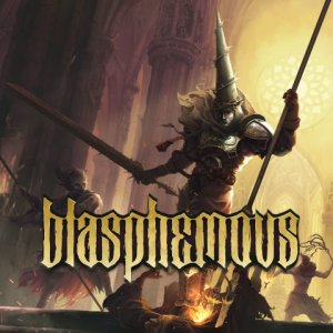 Blasphemous per PlayStation 4