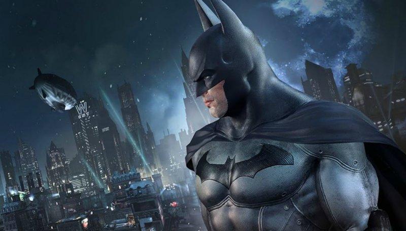 Fortnite Batman 1