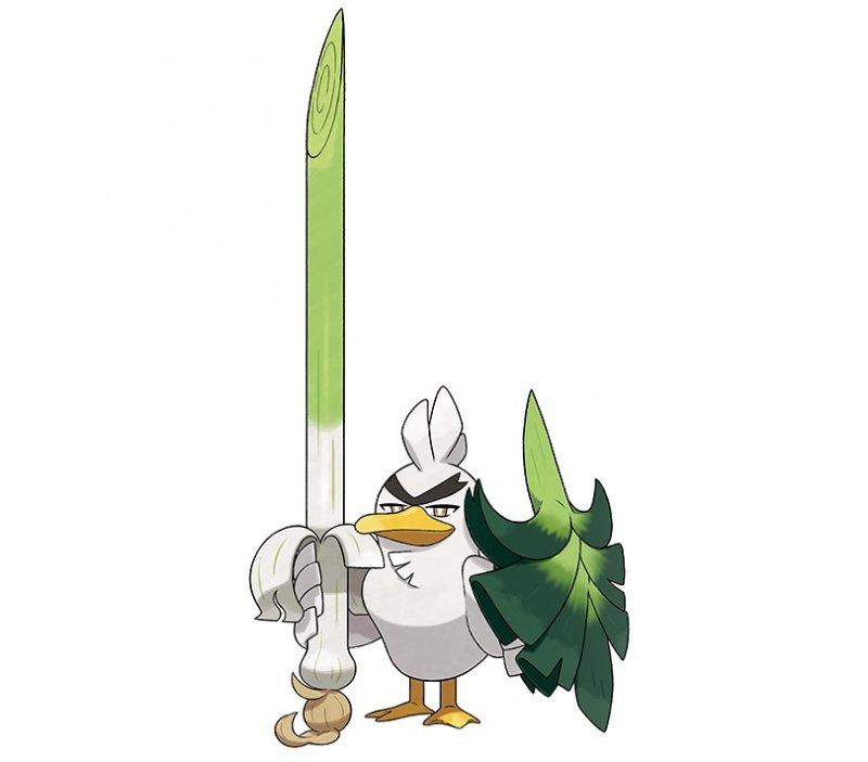 Pokemon Sirfetchd 2X
