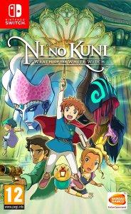 Ni no Kuni: La Minaccia della Strega Cinerea per Nintendo Switch