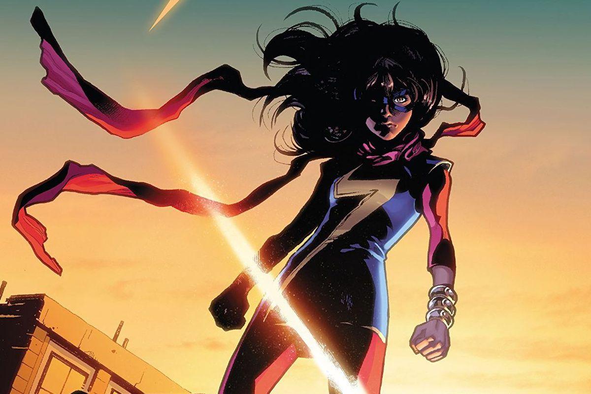 Ms. Marvel, la serie su Disney+: le riprese inizieranno nel 2020 ...