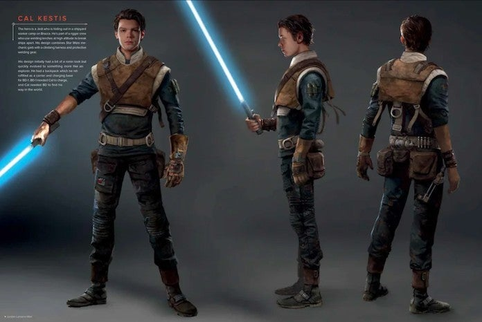 Star Wars Jedi Fallen Order Art2
