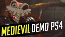 Medievil - Gameplay della demo PS4