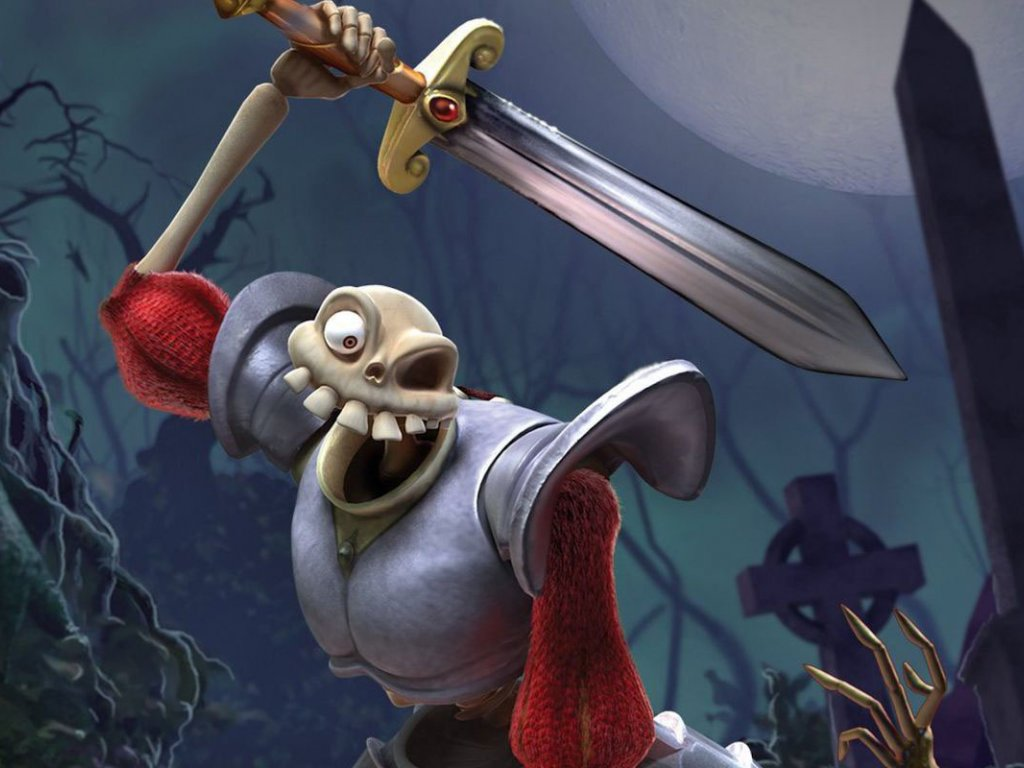 MediEvil PS4: emulator for PS1 discovered inside, let's see it grappling with Silent Hill