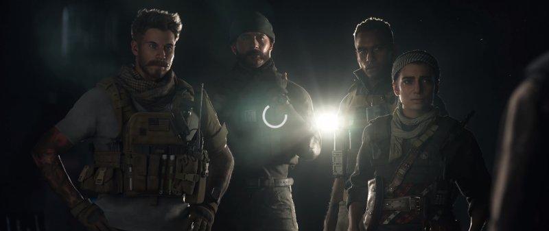 Call Of Duty Modern Warfare Story Storia Single Player 11
