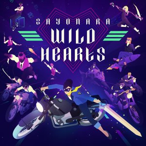 Sayonara Wild Hearts per Nintendo Switch