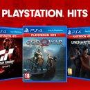 PlayStation Hits: God of War, Uncharted e Gran Turismo Sport entrano nel catalogo