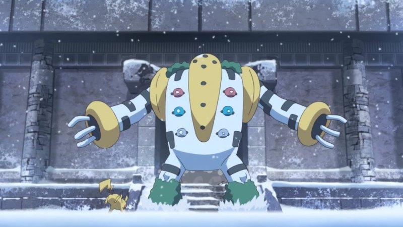 Pokemon Go Regigigas 2