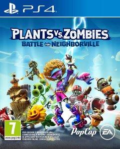 Plants Vs. Zombies: La Battaglia di Neighborville per PlayStation 4