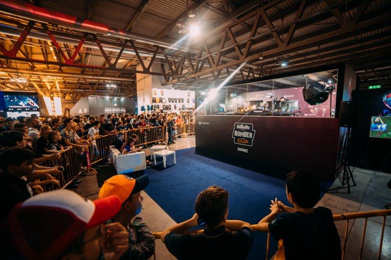 Fortnite Gillette Bomber Cup Milan Games Week 2019