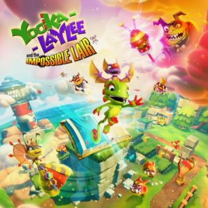 Yooka-Laylee and the Impossible Lair per PlayStation 4
