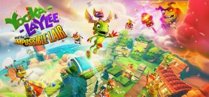 Yooka-Laylee and the Impossible Lair per PC Windows