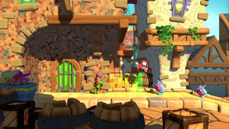 Yooka Laylee And The Impossible Lair 6