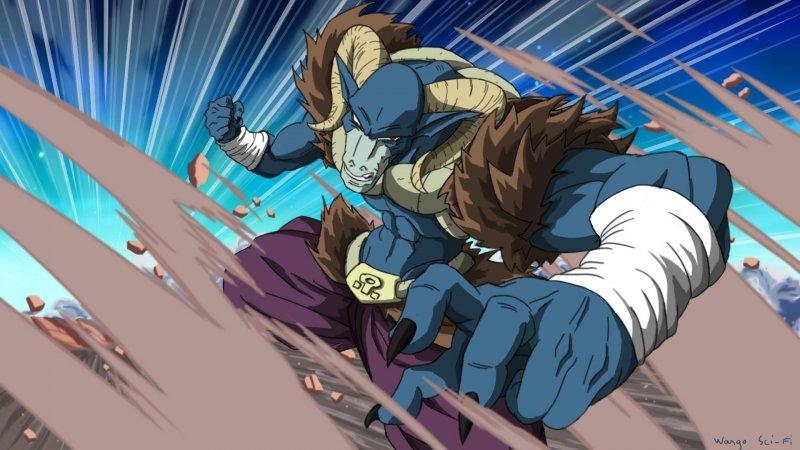 Dragon Ball Super Fighterz Moro 1