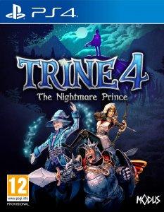 Trine 4: The Nightmare Prince per PlayStation 4