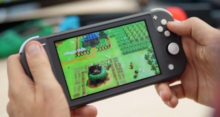 Nintendo Switch Lite, la recensione