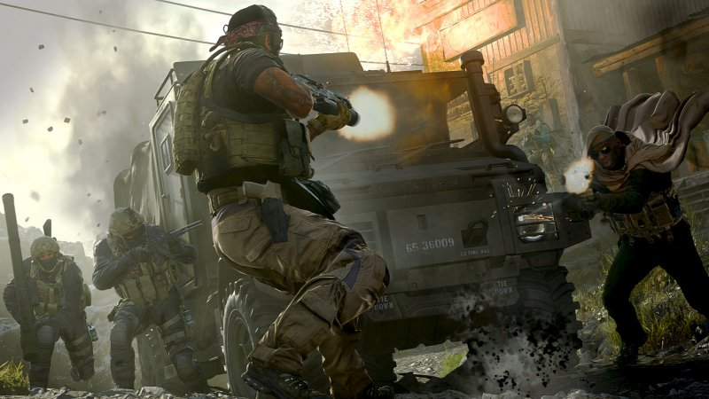 Call Of Duty Modern Warfare 03