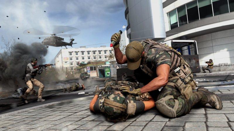 Call Of Duty Modern Warfare Spec Ops 01