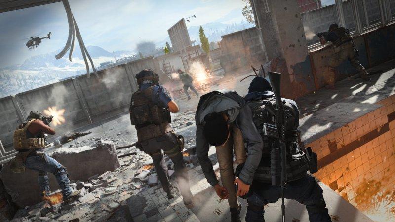 Call Of Duty Modern Warfare Spec Ops 03