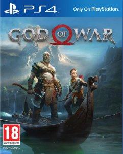 God of War per PlayStation 4