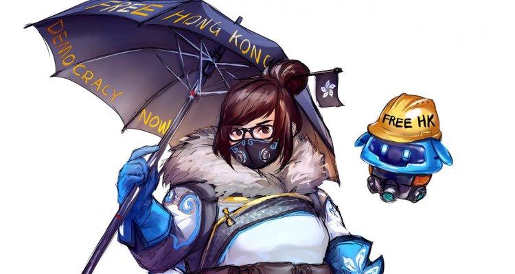 Blizzard, caso Blitzchung: il responsabile di Overwatch vorrebbe togliere il ban