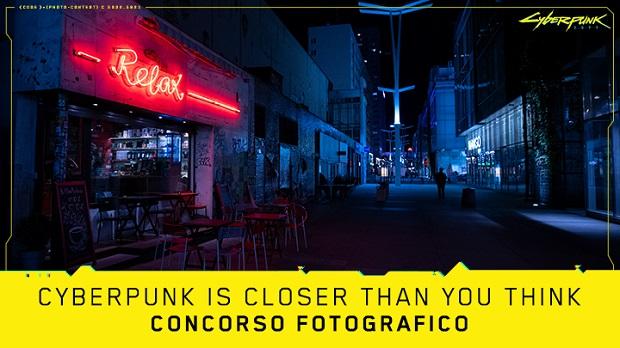 Cyberpunk 2077 Concorso Fotografico