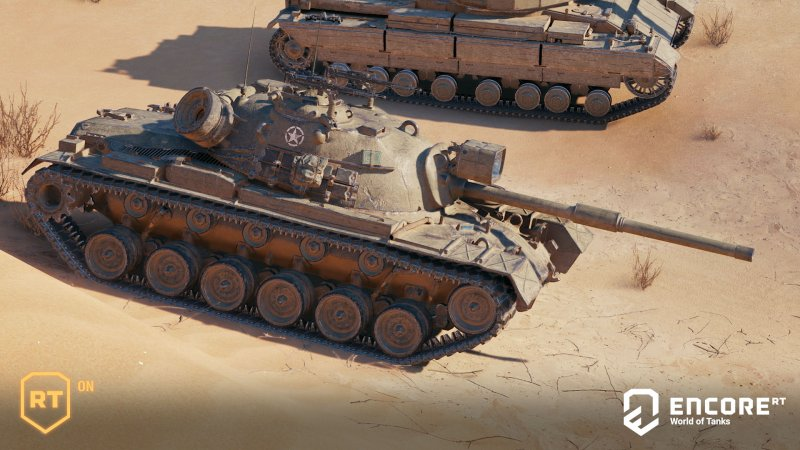 World Of Tanks Encore Rt