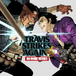 Travis Strikes Again: No More Heroes per PlayStation 4