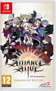 The Alliance Alive HD Remastered per Nintendo Switch