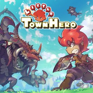 Little Town Hero per Nintendo Switch